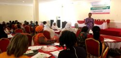 Enhancing the Participation of Women in the Electoral Process: A Town Hall Meeting