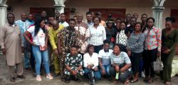 Accord Facilitated Project Implementation Induction Meeting at Kalorubou Community