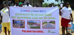 Tax Payer's Awareness Campaign (Tax Rally) In Khana LGA